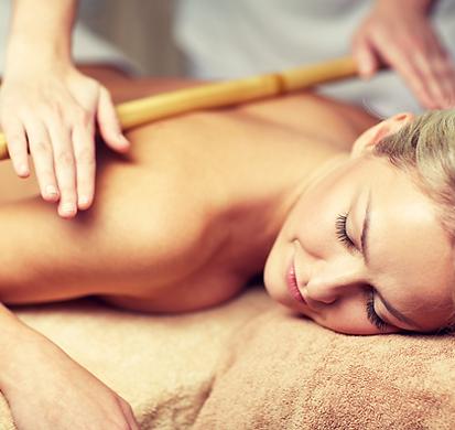Jessie Low - Services - Warm Bamboo Massage