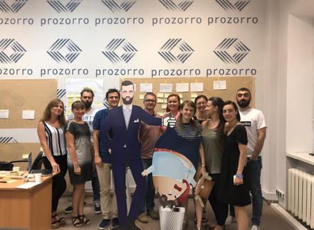 Покращення клієнтського досвіду користувачів Prozorro