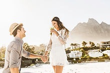 Romantischer Vorschlag