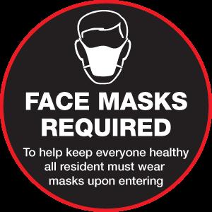 Resident Mask