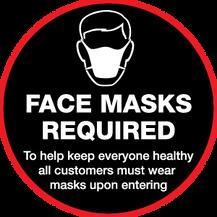 Customer Masks