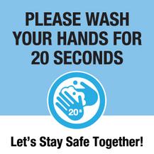 Please Wash Hands