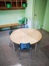 Childrens Desk Divider