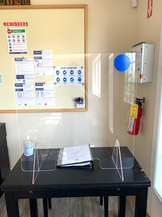 Health Check Safety Shield