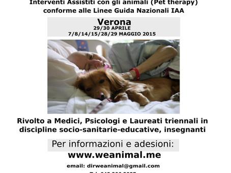Corso Referenti/Responsabili IAA Verona