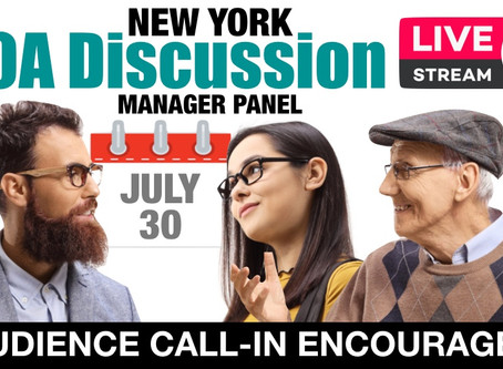 July 30 LiveStream: NY • HOA Industry Discussion Panel
