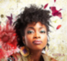 Lucia de Carvalho - album Kuzola