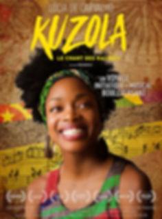 """Lucia de Carvalho dans le Film-documentaire """"Kuzola, le chant des Racines"""" Hugo Bachelet, Couac Productions"""