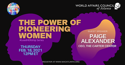 The Power of Pioneering Women feat. Paig