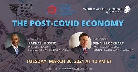 The PostCovid Economy feat. Raphael Bost