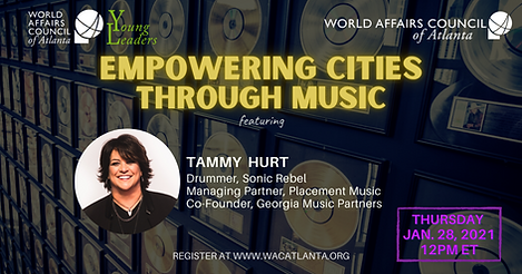 Empowering Cities Through Music feat. Ta