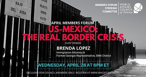 MF US_Mexico Border April 28 2021 6PM ET