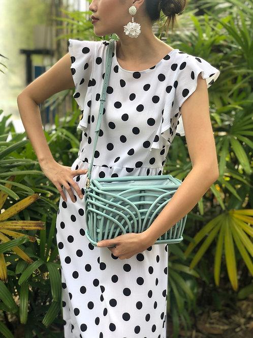 Blue Alon Sling Bag