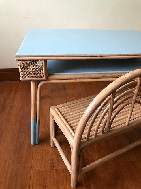 Blue Aviva Kids Table