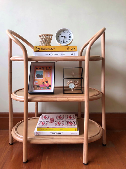 Neo Small 3-Layer Accent Rack