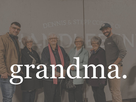 Grandma.