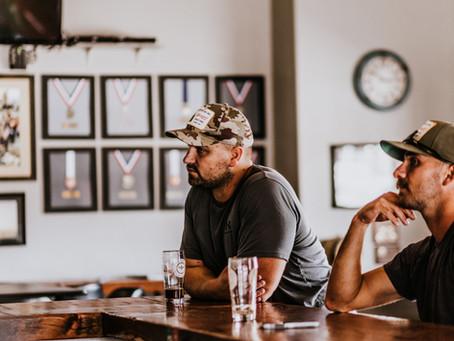 Handlebend X Scratchtown - Coppershop Session Ale