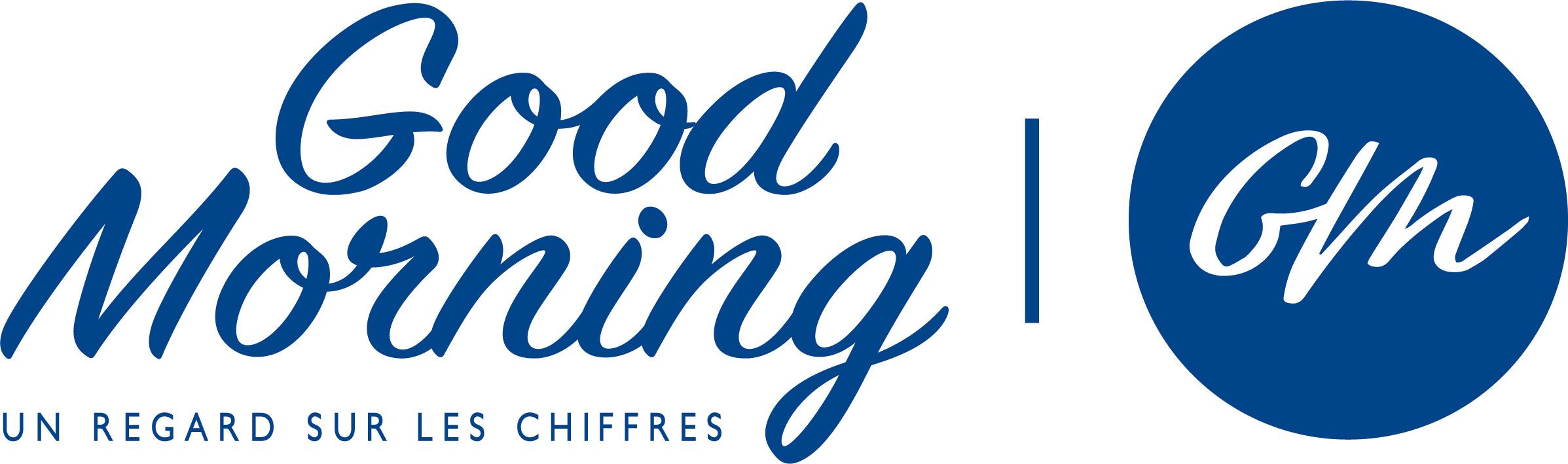 logotype goodmorning-bleu