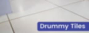 Drummy Floor Tiles