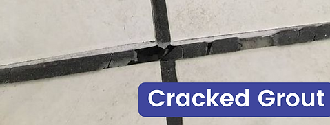 Fix Loose and cracked Grout