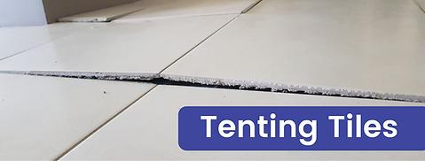 Teting Floor Tiles