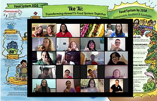HH session screenshot Ike Ai food system