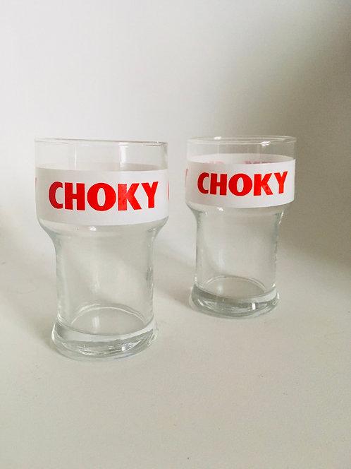 Verre Choky