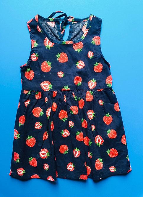 Robe - fraise
