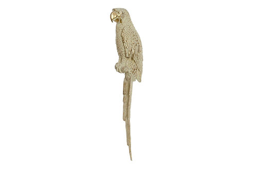 Perroquet à accrocher H67cm