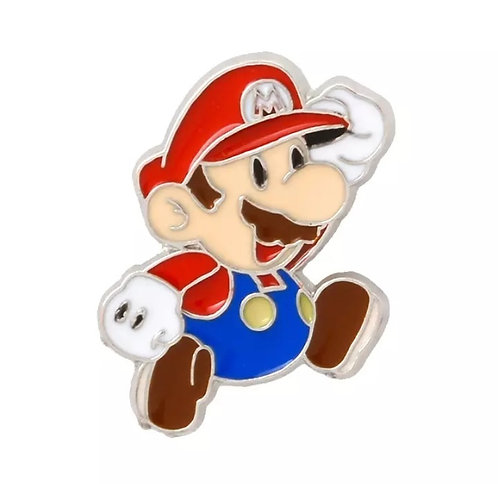 Broche Mario
