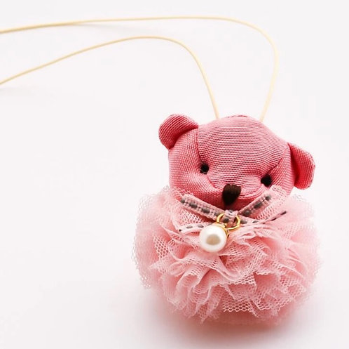 Collier bébé - Nounours