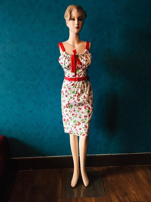 Petite robe cerises