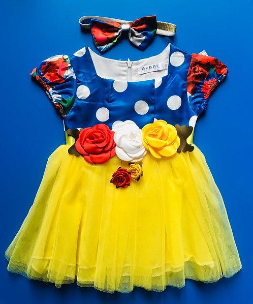Robe de princesse - Blanche-Neige
