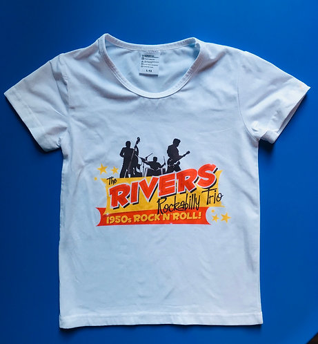 T-shirt - The Rivers