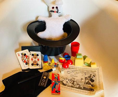 Boite de magie vintage Mickey