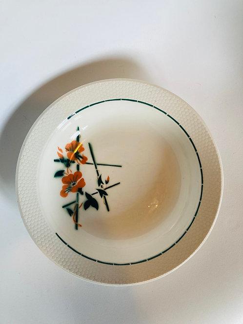 Grande assiette/plat L'amandinoise
