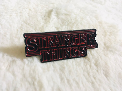 Pin's Stranger Things
