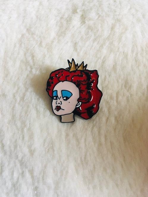 Pin's Reine de coeur