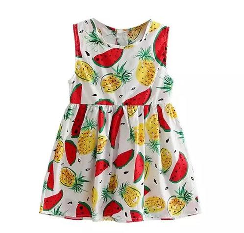 Robe Ananas Pastèque