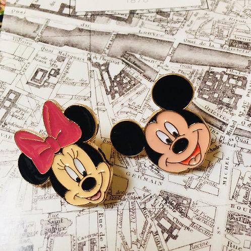 Pin's Mickey / Minnie