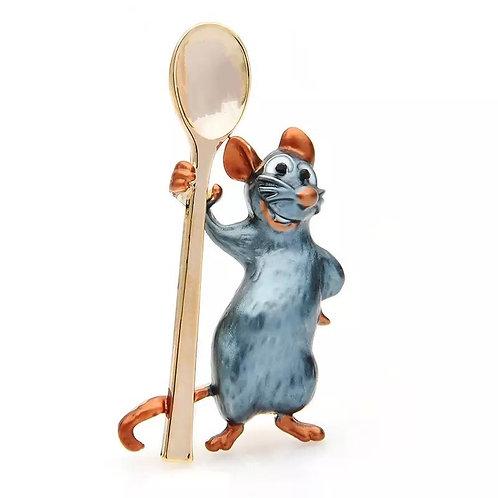 Broche Ratatouille