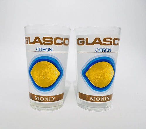 Verres Monin Glasco citron