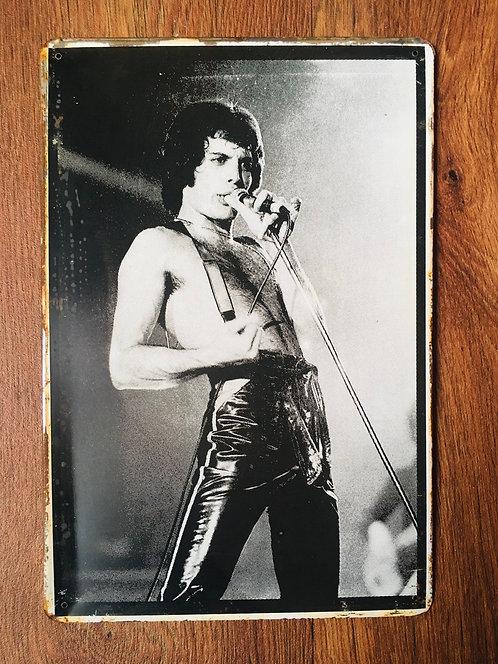Plaque Freddie Mercury