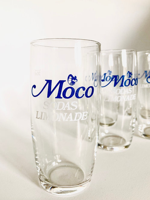 6 verres Moco