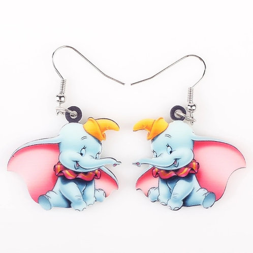 Boucles d'oreilles Dumbo