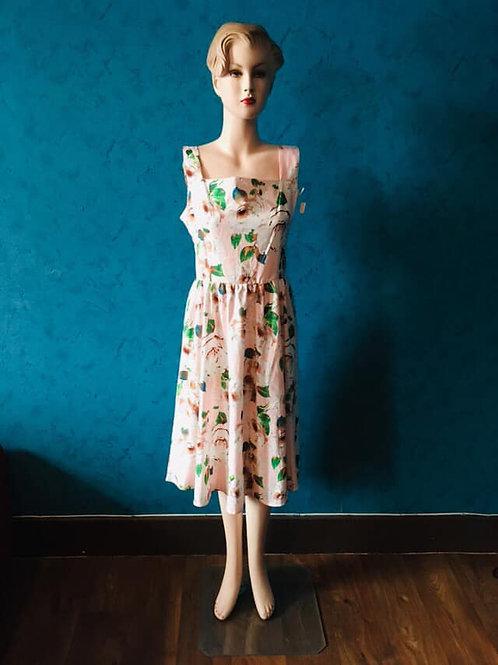 Robe Fleurs - XL