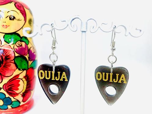 Boucles d'oreilles Ouija