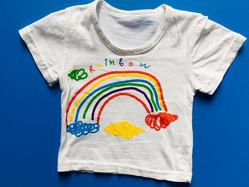 T-shirt - Rainbow