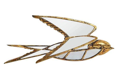 Hirondelle miroir Modèle1 à accrocher