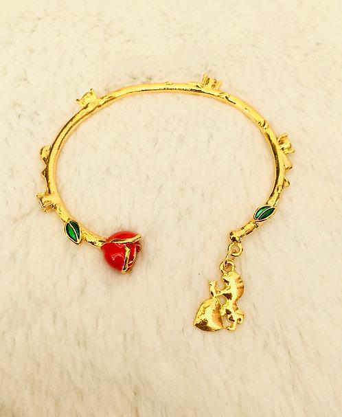Bracelet La belle et la bete